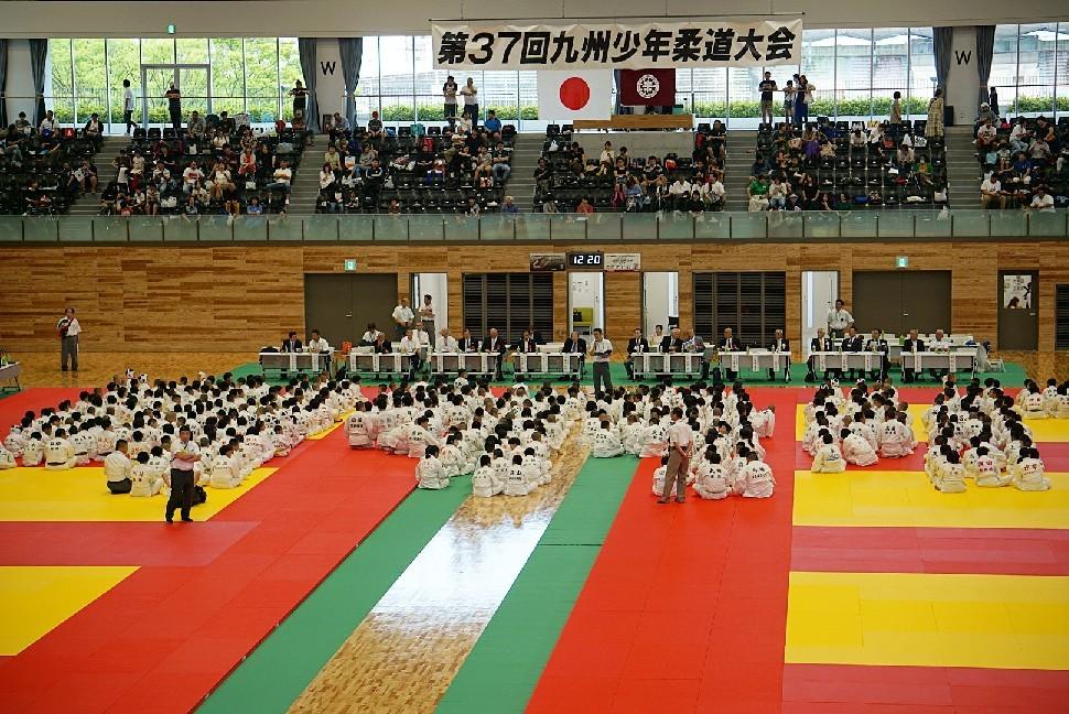 2019 九州少年柔道大会 1日目_b0172494_02363906.jpg