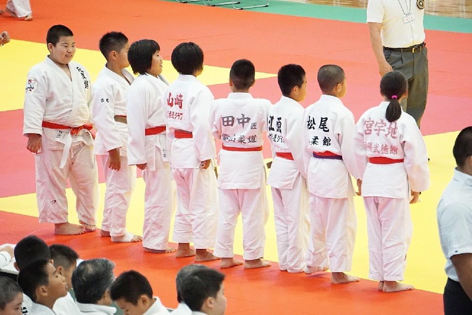 2019 九州少年柔道大会 1日目_b0172494_02434002.jpg