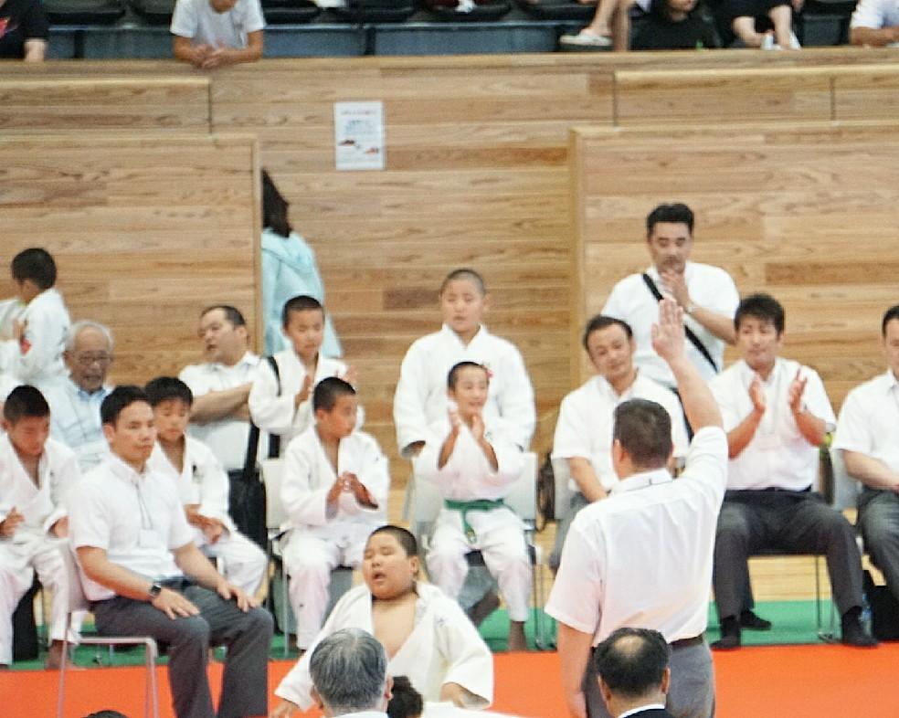 2019 九州少年柔道大会 1日目_b0172494_02544322.jpg