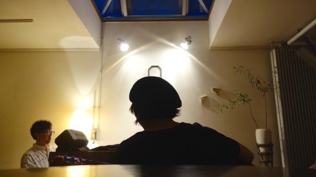 2019  山本のりこさん&永見行崇さん[森のなかで・ボサノヴァ]_e0151902_17032064.jpg