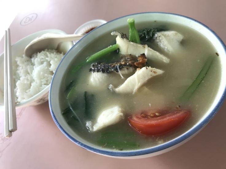 Whampoaでは やはり FishSoup が食べたくなる!_c0212604_7354825.jpg
