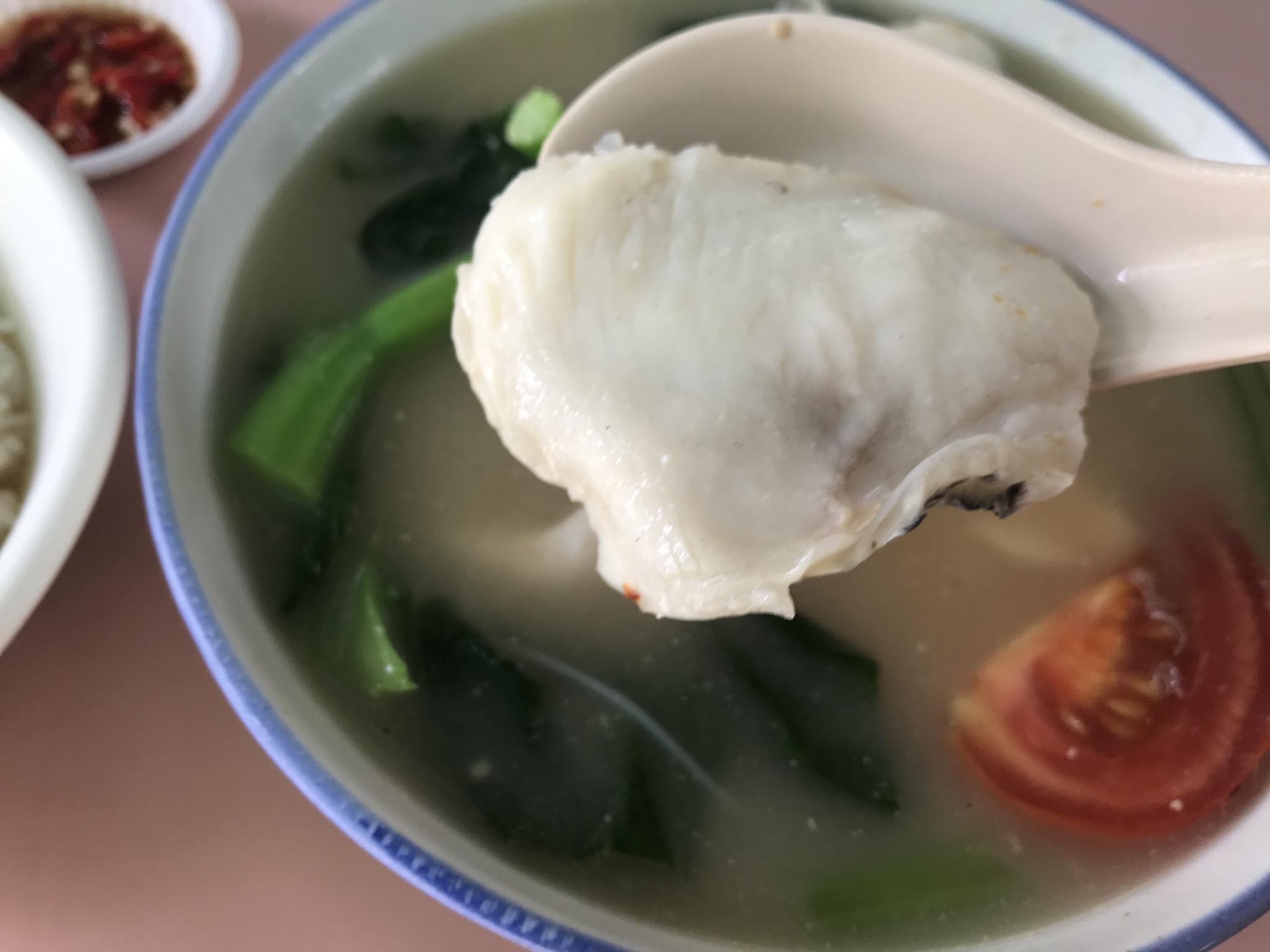 Whampoaでは やはり FishSoup が食べたくなる!_c0212604_826971.jpg