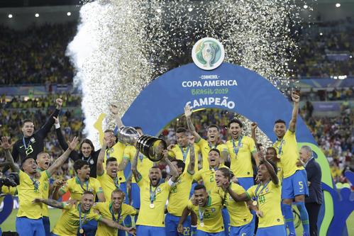 コパ・アメリカ2019終了!:優勝ブラジル、2位ペルー、3位アルゼンチン、4位チリ_a0348309_1574471.jpg