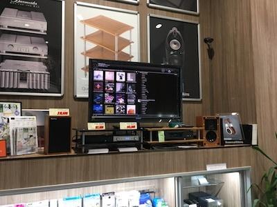 【試聴】オーディオユニオン新宿店でStirlin LS3/5aV2が試聴可能です。_c0329715_14403961.jpg
