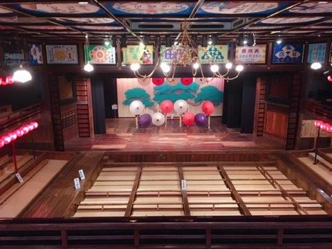 8月八千代座での芝居稽古スタート☆_f0015517_23431995.jpeg
