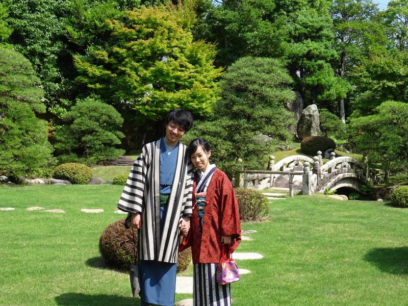七夕に素敵なカップル_f0101949_14520653.jpg