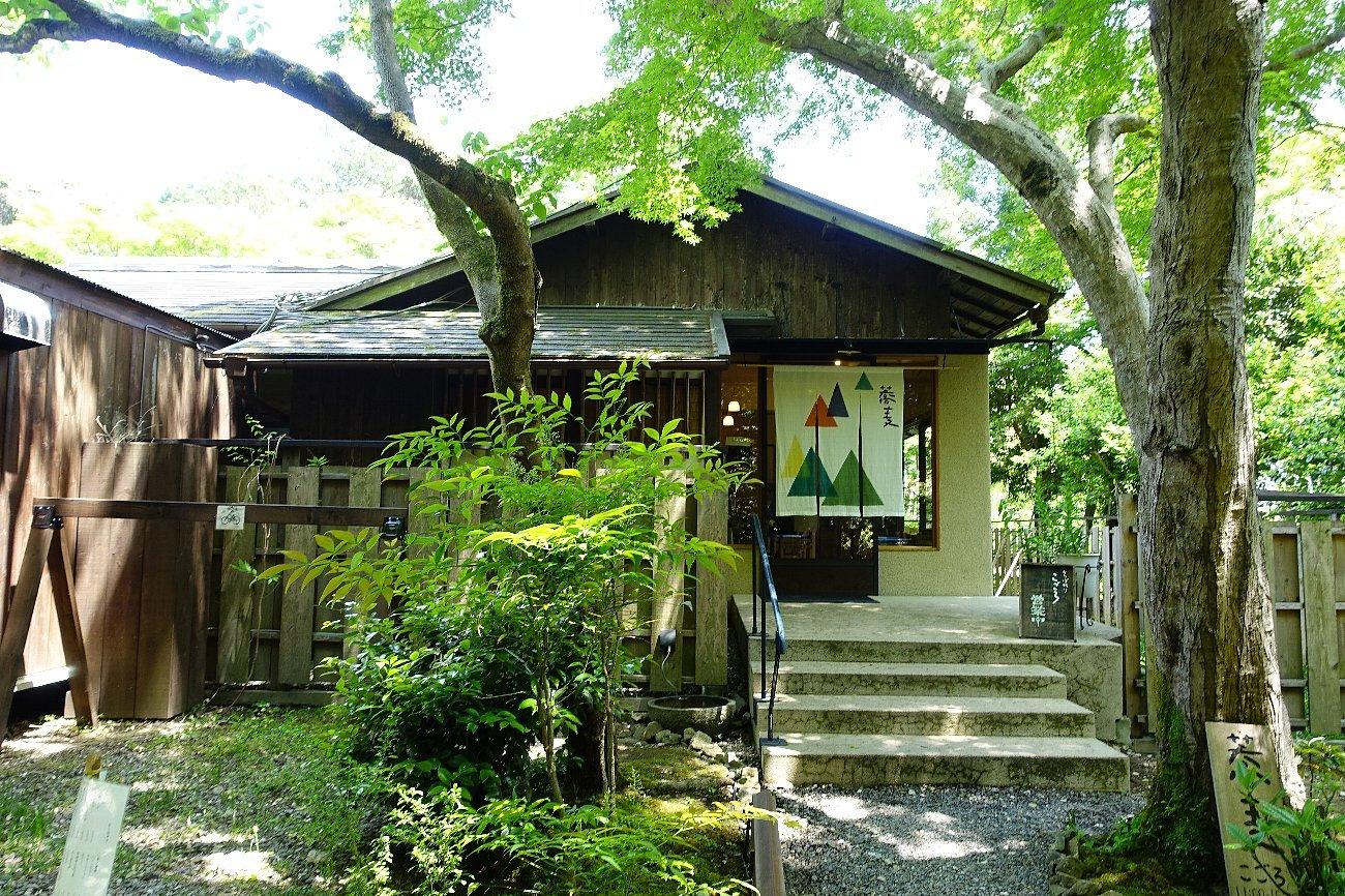 大原野神社(その1)参道で昼食_c0112559_08124436.jpg