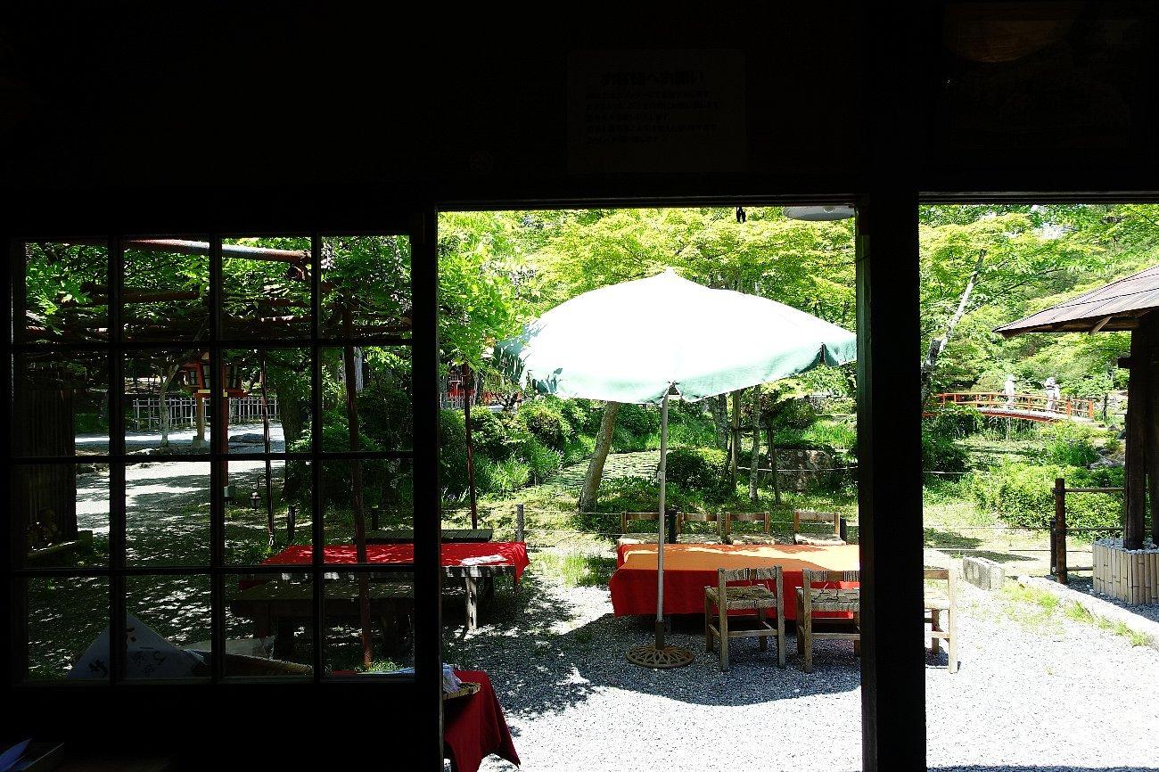大原野神社(その1)参道で昼食_c0112559_08203098.jpg