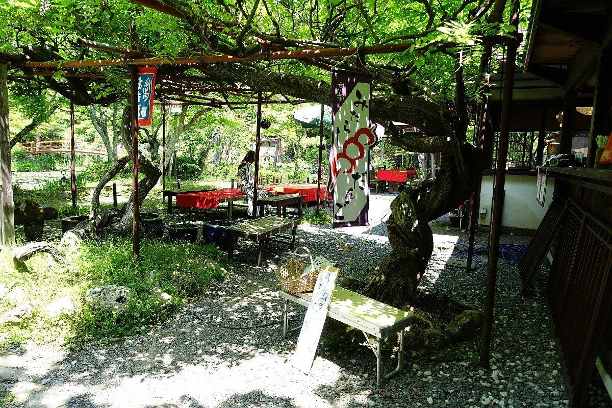 大原野神社(その1)参道で昼食_c0112559_08204555.jpg