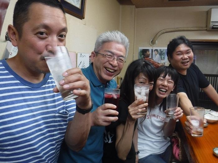 ◆大正駅前スタートで飲む♪ ~お決まりのコースで酔い痴れる~_f0238779_18095769.jpg