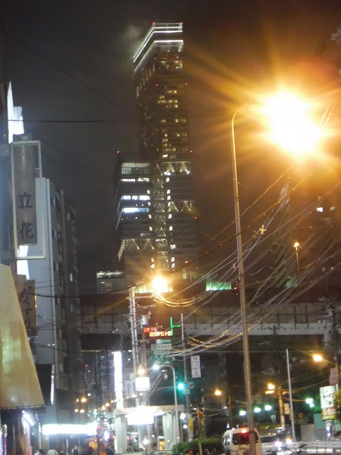 ◆大正駅前スタートで飲む♪ ~お決まりのコースで酔い痴れる~_f0238779_18124815.jpg