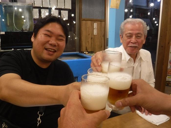 ◆大正駅前スタートで飲む♪ ~お決まりのコースで酔い痴れる~_f0238779_18132559.jpg