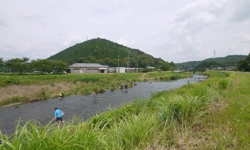 川遊び 伊自良川2019  (初ウキゴリ)_b0029488_20583020.jpg