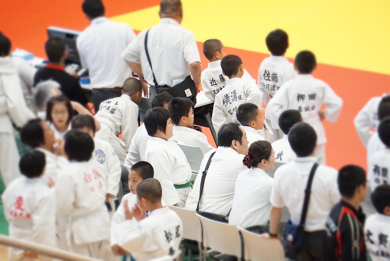 2019 九州少年柔道大会 2日目_b0172494_15473285.jpg