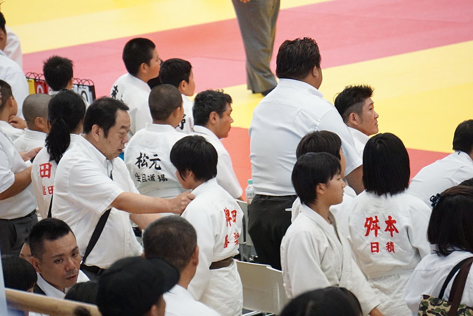 2019 九州少年柔道大会 2日目_b0172494_15580146.jpg