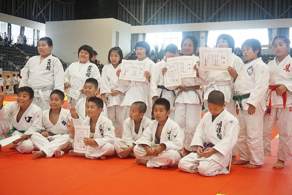 2019 九州少年柔道大会 2日目_b0172494_16350162.jpg