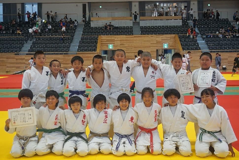 2019 九州少年柔道大会 2日目_b0172494_16350205.jpg