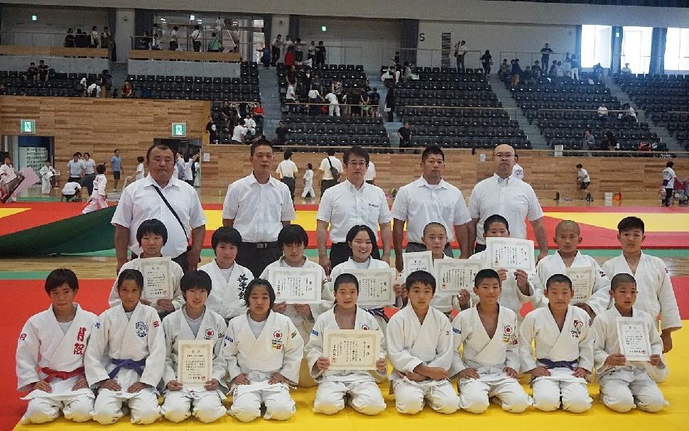 2019 九州少年柔道大会 2日目_b0172494_16402644.jpg