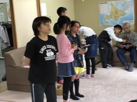 ボランティア委員会 福寿園を訪問しました_d0162600_10010480.jpeg