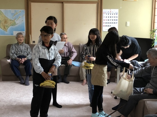 ボランティア委員会 福寿園を訪問しました_d0162600_10021441.jpeg