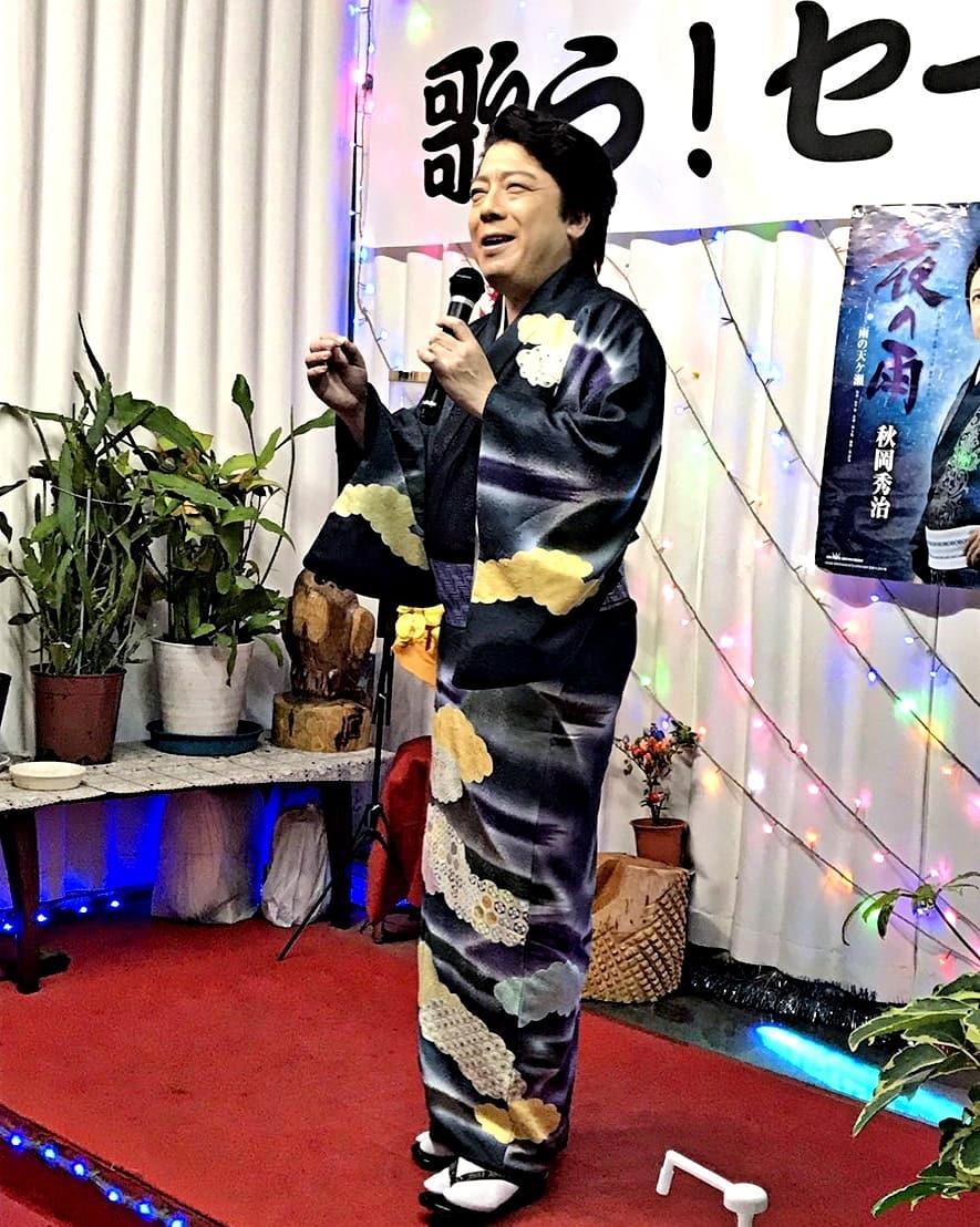 「歌うセールスマン・ローカル線歌の旅」7月ロケ収録_b0083801_14490978.jpg