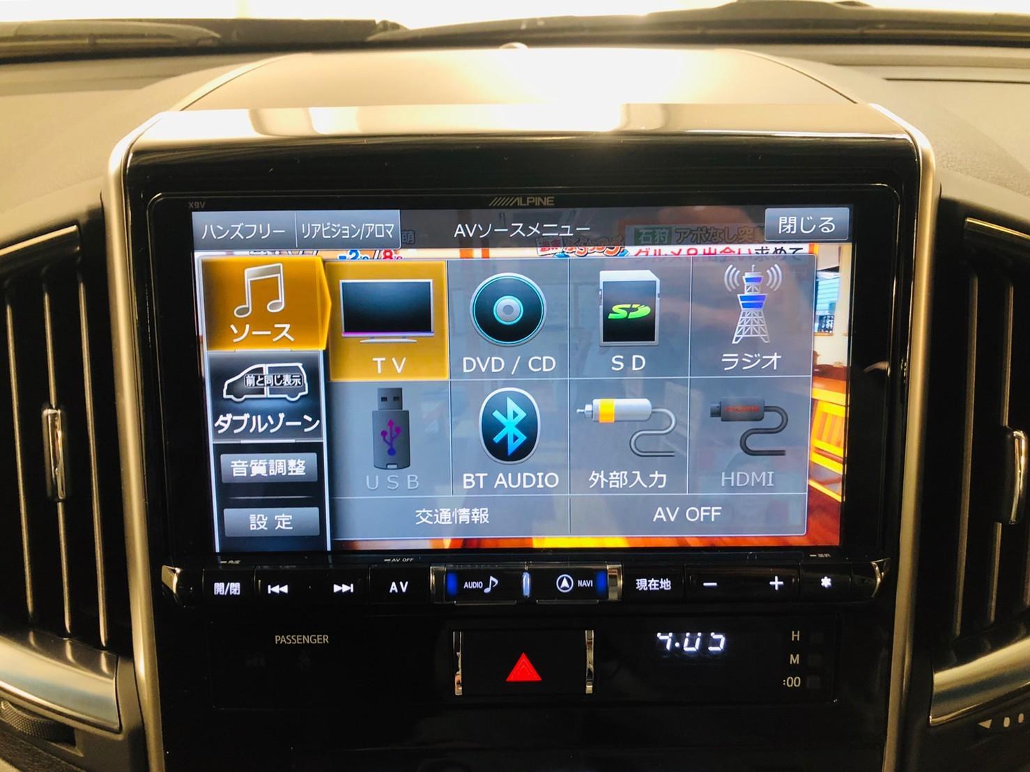 7月9日(火)本店ブログ♪ランクル200 4.6AX 4WD 21000キロです! ハマー レクサス アルファード_b0127002_16302510.jpg