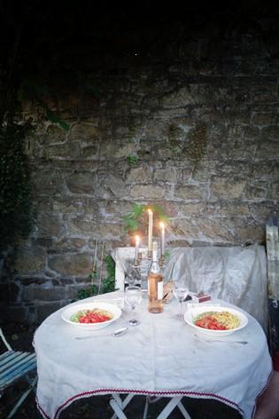 庭ごはん Repas au jardin_e0206902_7365962.jpg