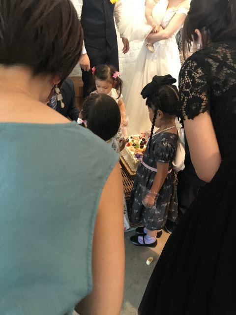 ユリカちゃんの結婚パーティーに参加させていただきました!_a0164918_18333881.jpg