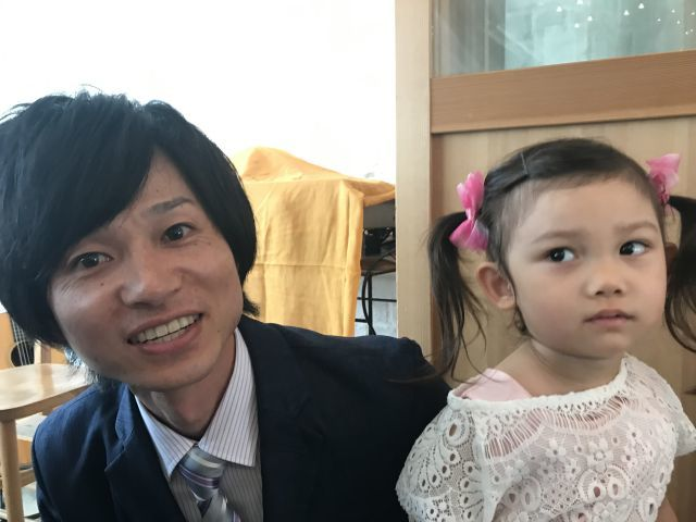 ユリカちゃんの結婚パーティーに参加させていただきました!_a0164918_18334380.jpg