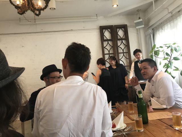 ユリカちゃんの結婚パーティーに参加させていただきました!_a0164918_18334580.jpg