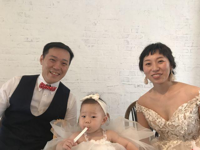 ユリカちゃんの結婚パーティーに参加させていただきました!_a0164918_18341670.jpg