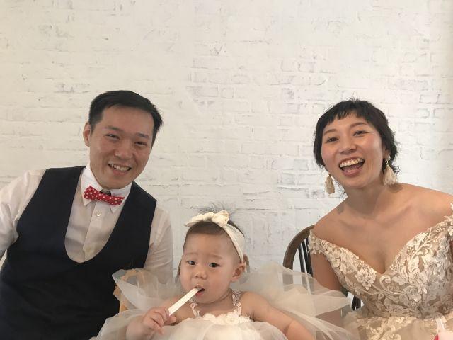 ユリカちゃんの結婚パーティーに参加させていただきました!_a0164918_18341809.jpg