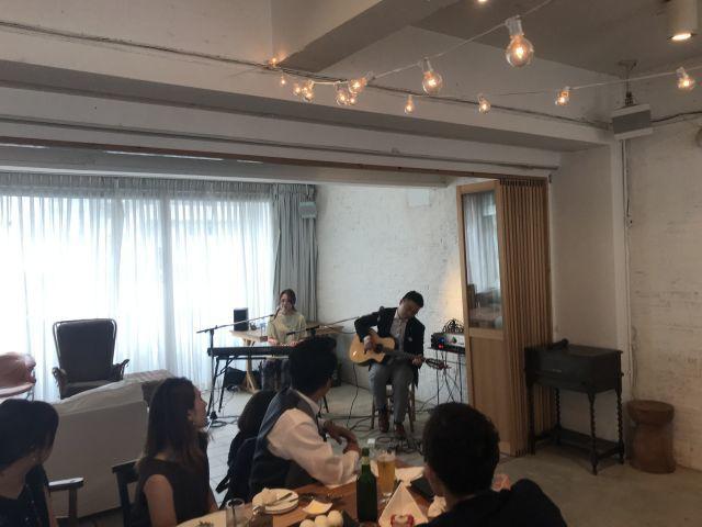 ユリカちゃんの結婚パーティーに参加させていただきました!_a0164918_18342048.jpg
