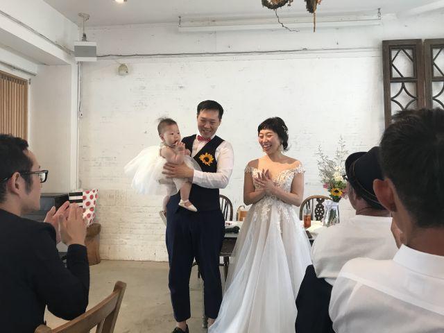 ユリカちゃんの結婚パーティーに参加させていただきました!_a0164918_18342876.jpg