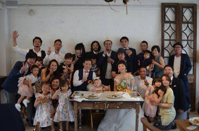 ユリカちゃんの結婚パーティーに参加させていただきました!_a0164918_18345491.jpg