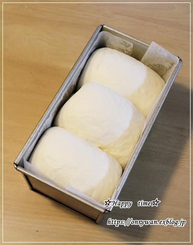 薄焼き卵が破れちゃった時のオムライス弁当とパン焼き♪_f0348032_17344715.jpg