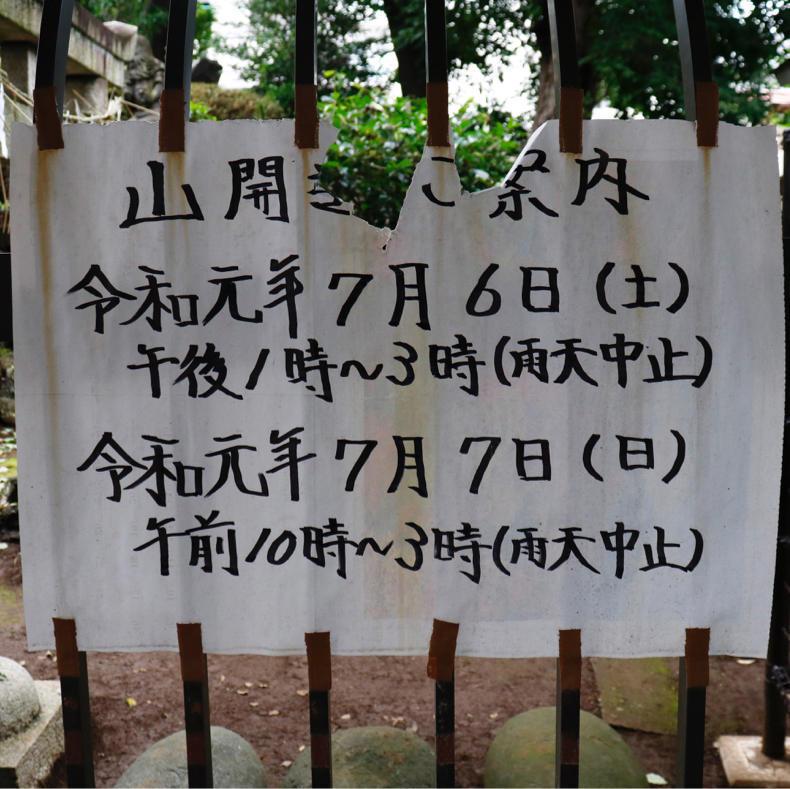 この二日間しか登れない、豊島長崎の富士塚・高松富士_c0060143_22184787.jpg