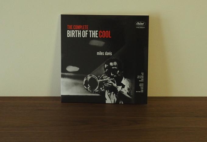 こりゃあガワがミを表してないんじゃないかと(Miles Davis / The Complete Birth Of The Cool)_d0027243_15135896.jpg