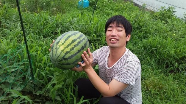 ついにタボ農園収穫!_c0174644_02395004.jpg