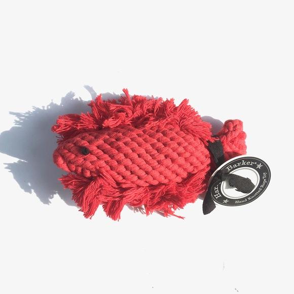 Harry Barker Cotton Rope Fish ハリーバーカー コットン ロープ フィッシュ_d0217958_1291414.jpg