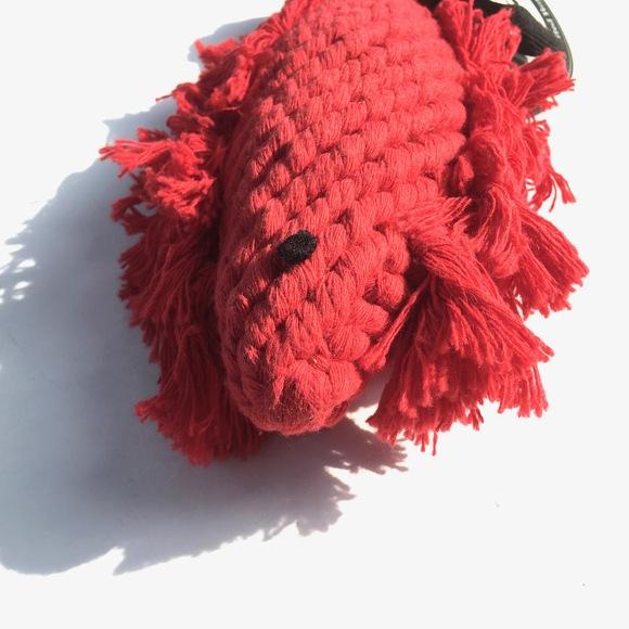 Harry Barker Cotton Rope Fish ハリーバーカー コットン ロープ フィッシュ_d0217958_129453.jpg