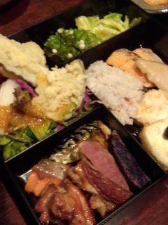 乃木坂 海華月の和食ランチビュッフェ 天ぷらの日_f0112873_23352945.jpg