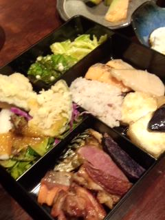 乃木坂 海華月の和食ランチビュッフェ 天ぷらの日_f0112873_23494661.jpg