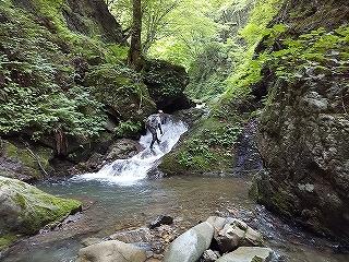 旧徳山村扇谷支流カラカン谷から合セ倉919.9m_e0064783_05151624.jpg