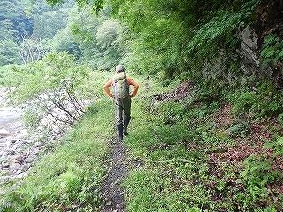 旧徳山村扇谷支流カラカン谷から合セ倉919.9m_e0064783_05161999.jpg