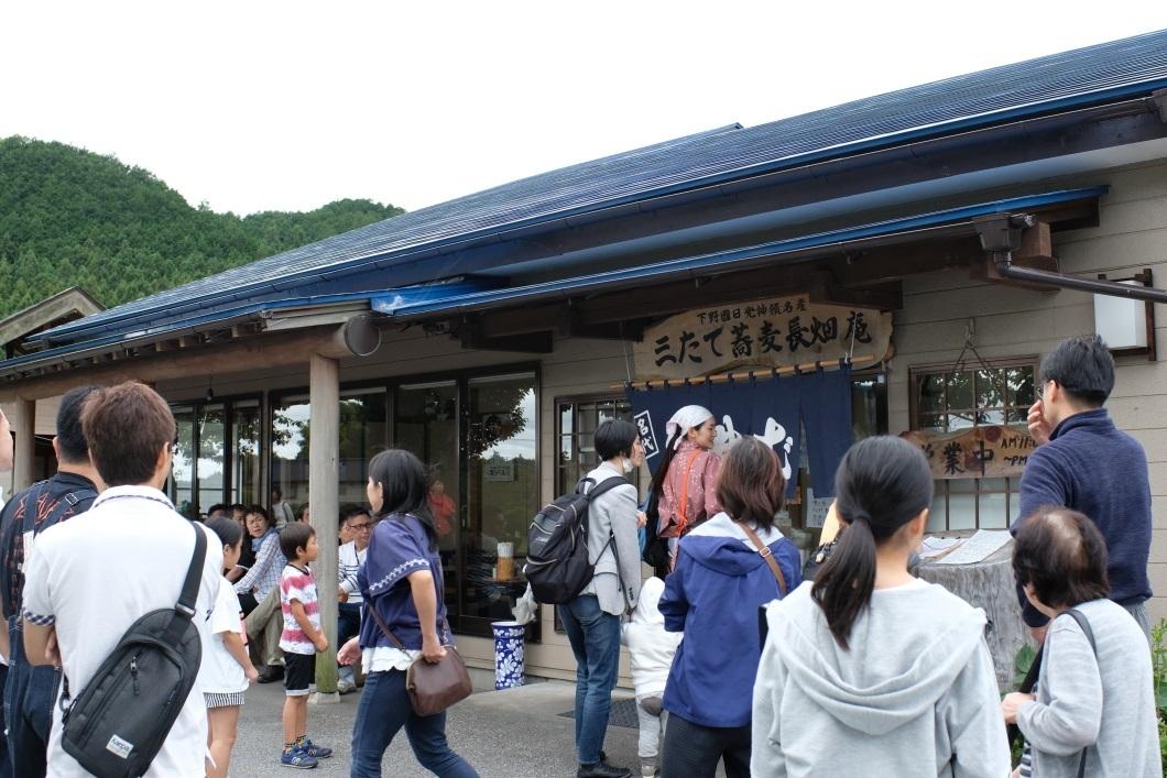 凄い人気!! 日光「三たて蕎麦 長畑庵」 2019・07・07_e0143883_19283066.jpg