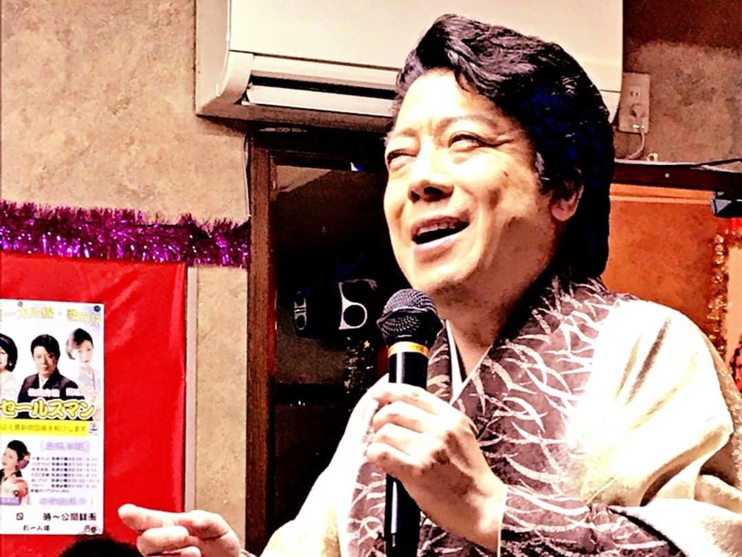 「歌う!セールスマン・ローカル線歌の旅」7月ロケ収録2日目_b0083801_14113734.jpg