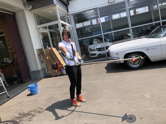 7月10日(水)本店ブログ♪LX570 4WD☆ワンオーナーあります! ランクル ハマー アルファード _b0127002_18431044.jpg
