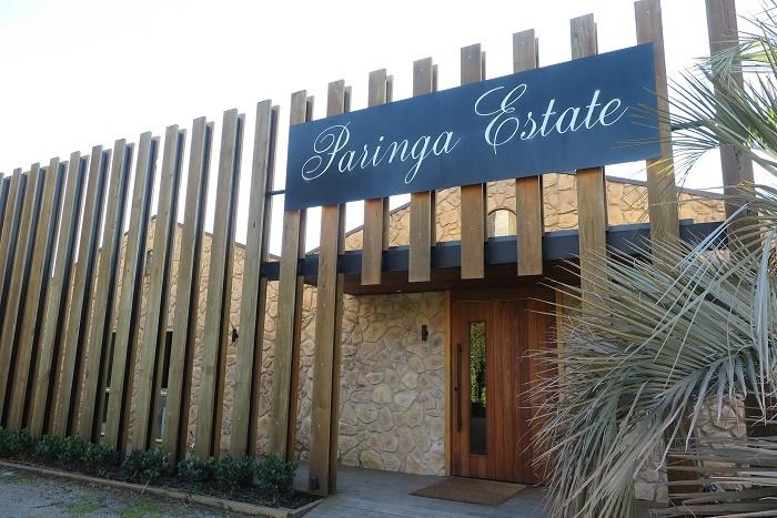 ランチ @ Paringa Estate(モーニントン半島)_d0154118_16162035.jpg