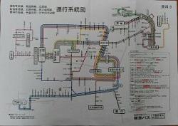 阪急バス減便 北部編 です。_c0133422_13340283.jpg